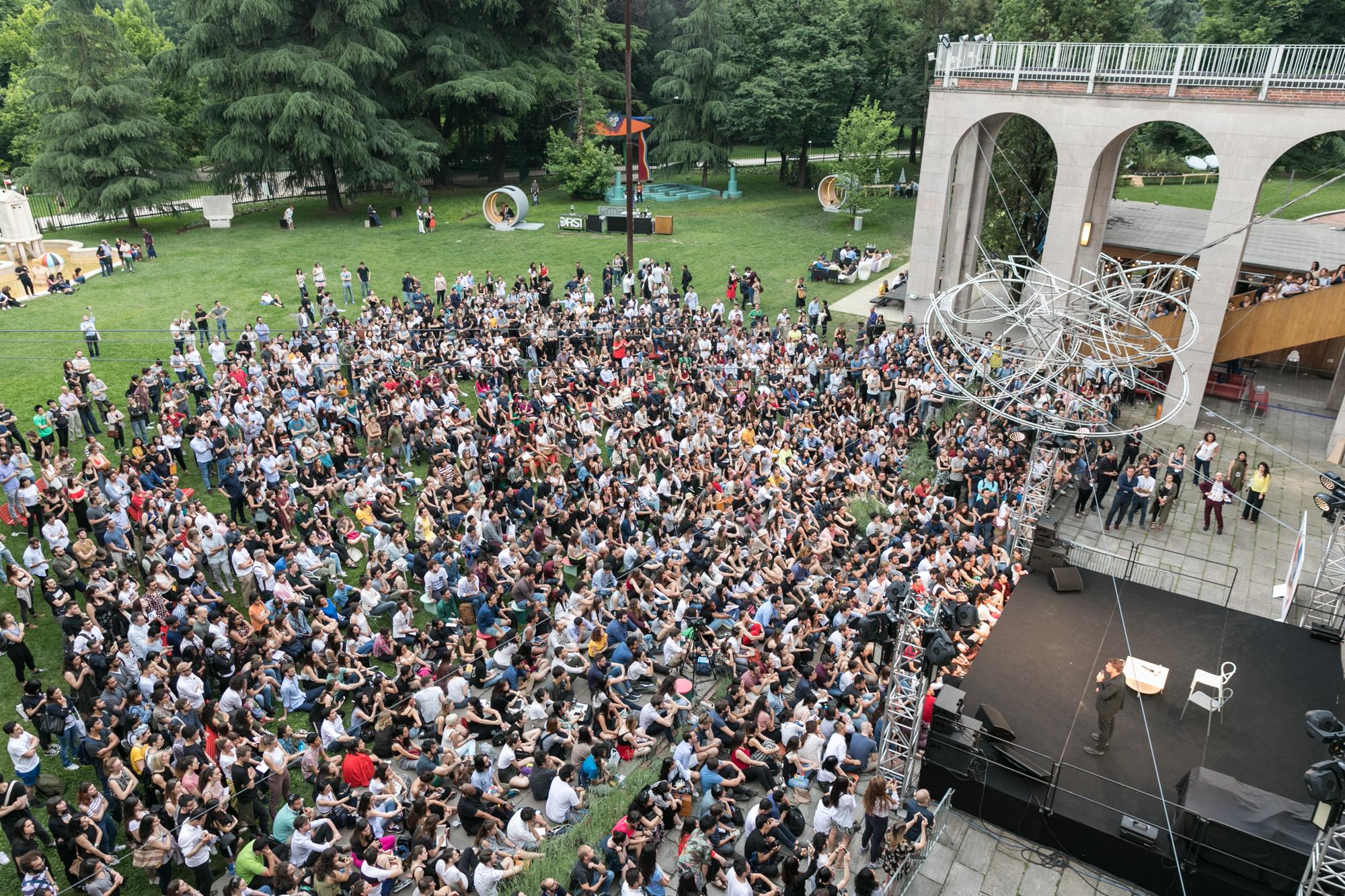 Architetto Di Giardini milano arch week 5 giorni tra «antropocene e architettura