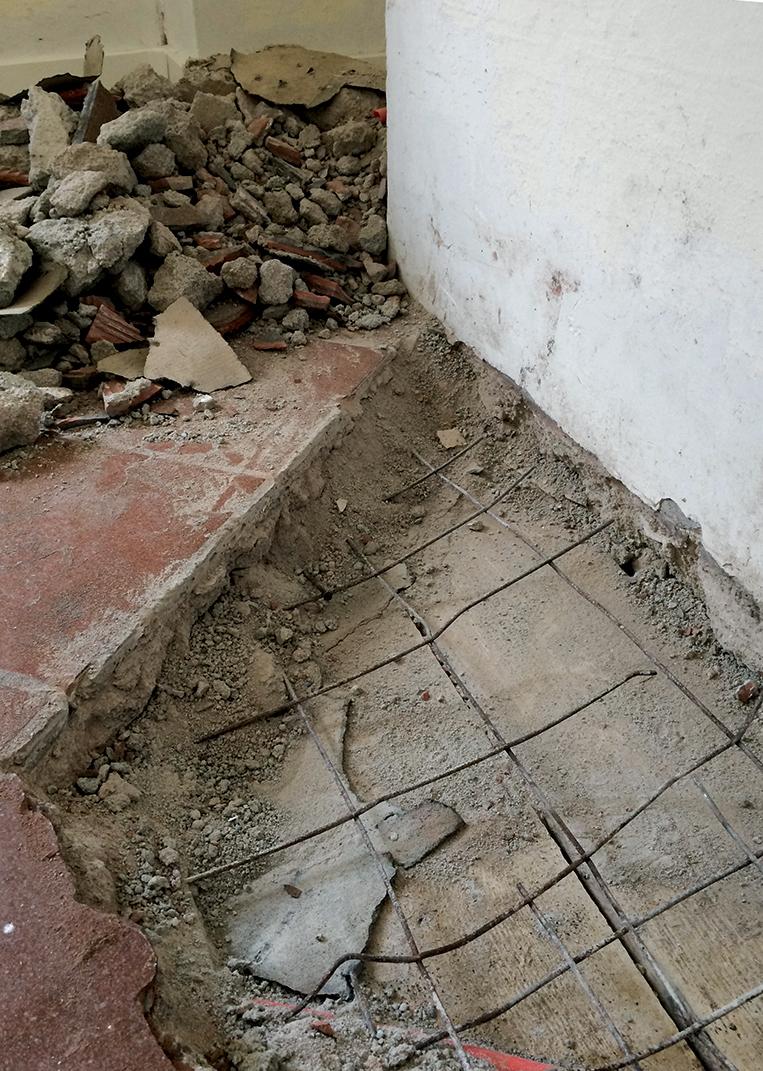 Ripristino Solaio Latero Cemento conservare o demolire? tecniche di ristrutturazione per il