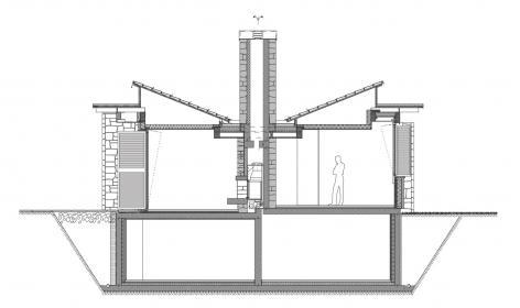 Una casa a Ludiano Tocchetti Pessina Architetti   Espazium