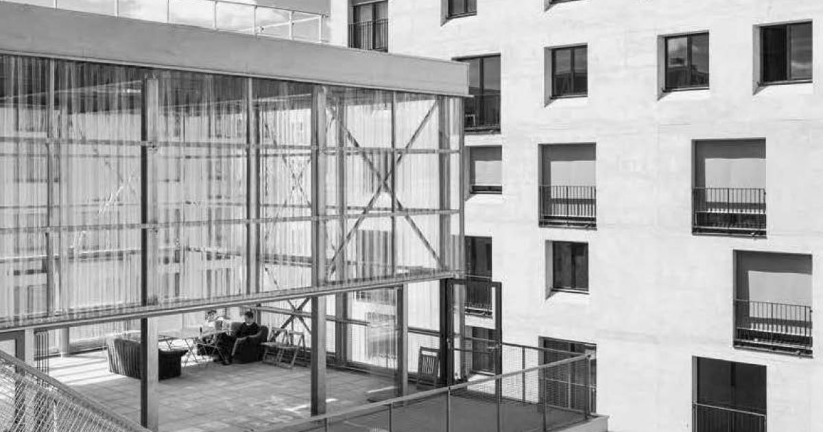 Archi 1 cooperative di abitazione innovazione e for Tipi di abitazione