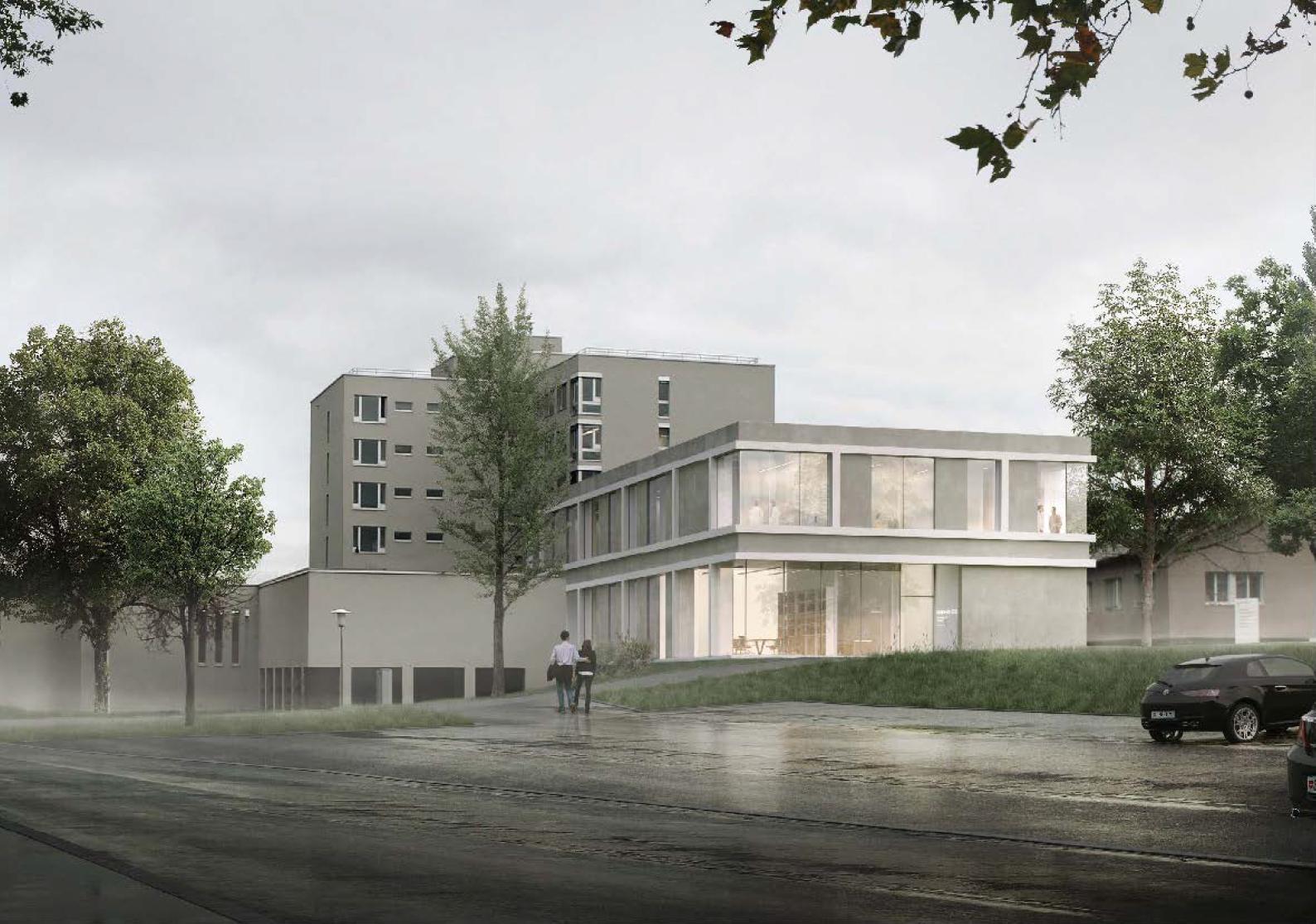 Kantonsspital Münsterlingen, Pathologie (PathoE3), Nickl & Partner Architekten / Steiner AG