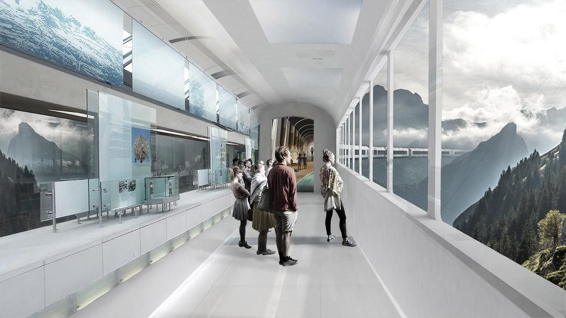 Konzeptwettbewerb Schweizerische Landesausstellung EXPO2027 Bodensee-Ostschweiz, Hosoya Schaefer Architects, Expedition27