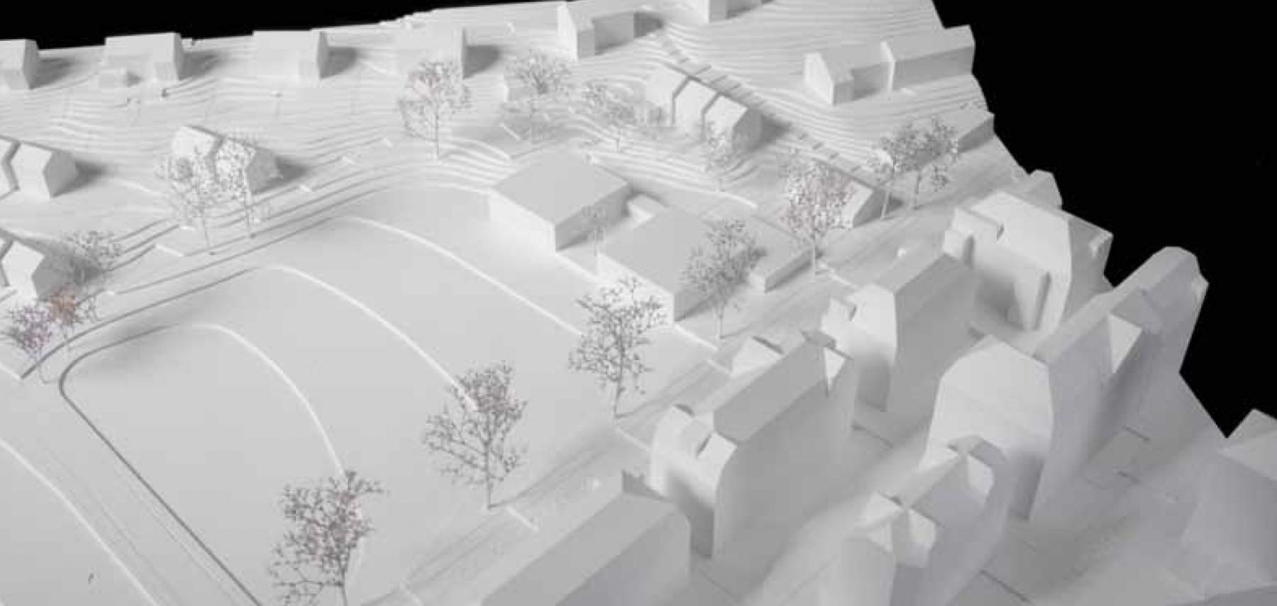 Neubau Tagesbetreuung Sömmerli, St.Gallen, Oestreich + Schmid, Nasibus 1