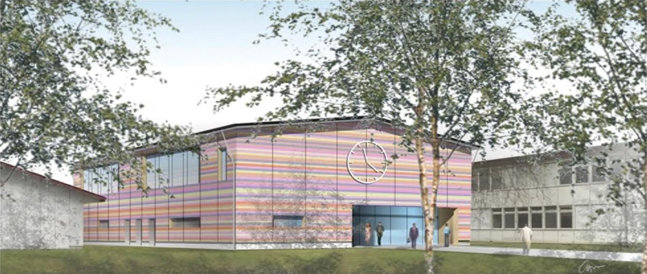 Ausbildungszentrum Galgenholz Kompetenzzentrum Bevölkerungsschutz, Frauenfeld, Krattiger Holzbau