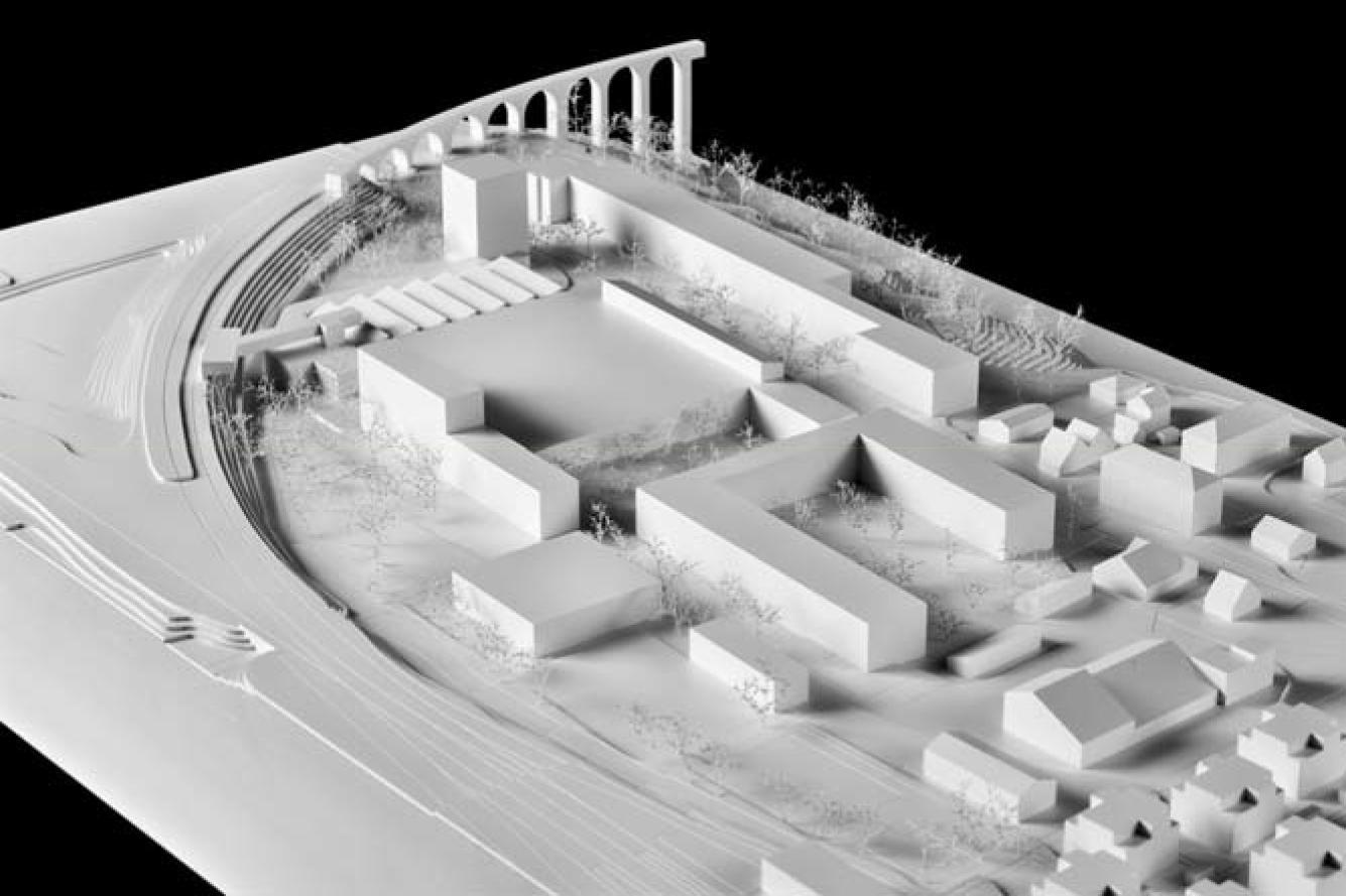Arealentwicklung + Gestaltungsplan «Überbauung Quelle Eglisau», OSMB Architekten, QUELLENHÖFE