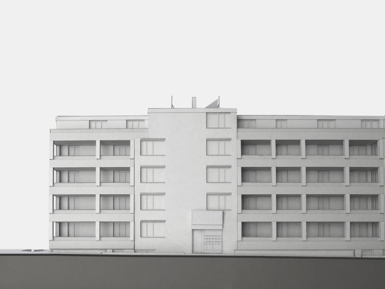 Ersatzneubau Freihofstrasse 30, 32, 34 und 36, Zürich-Altstetten, Edelaar Mosayebi Inderbitzin Architekten, Pistache
