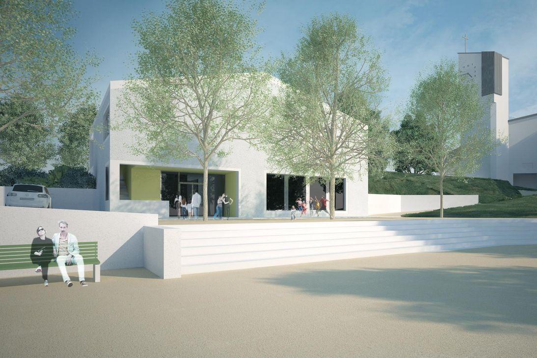 Neubau Kindergarten mit Mehrzweckraum, Zeihen, Furter Sytembau / Felber Widmer Kim Architekten