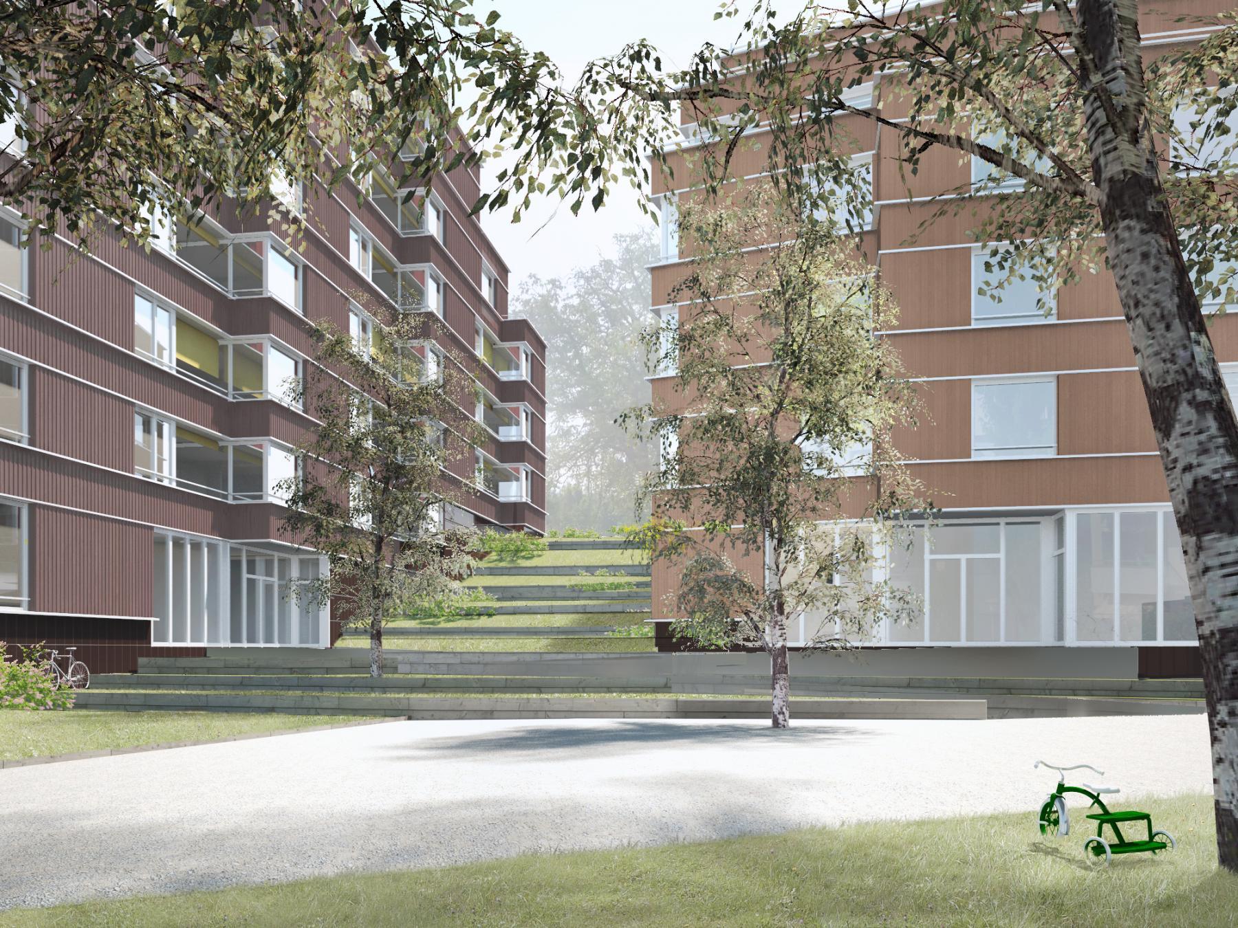 Neubau Witikonerstrasse 521, Zürich-Witikon, Baumberger & Stegmeier Architekten