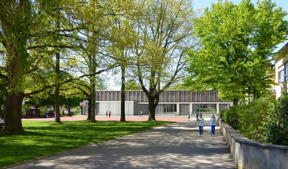 Erweiterung Volksschule Stapfenacker, Bern, Team spaceshop Architekten, karl