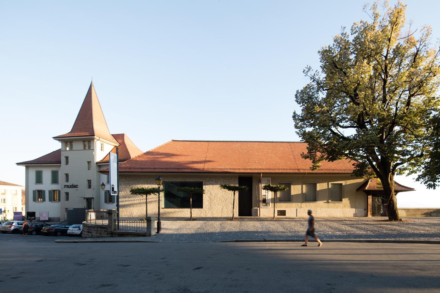Rénovation du Musée Historique Lausanne
