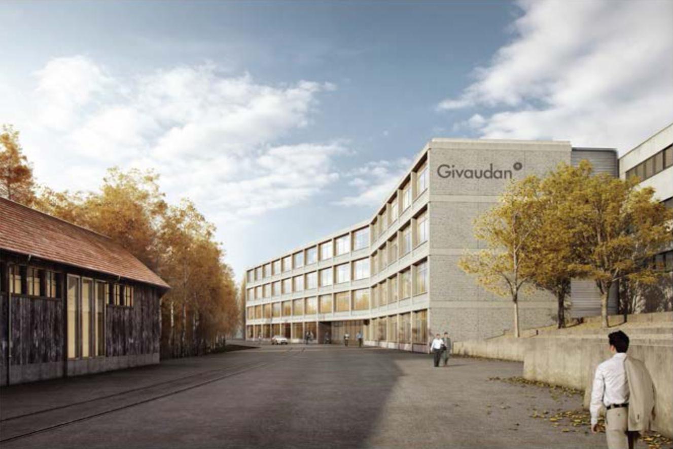 Lindau, Site Kemptthal: Zürich Innovation Center