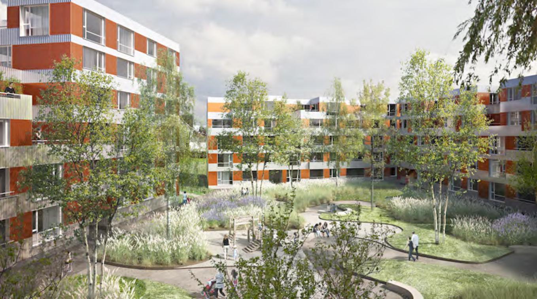 Areal Fatzer AG Salmsacherstrasse, Romanshorn - BDE Architekten