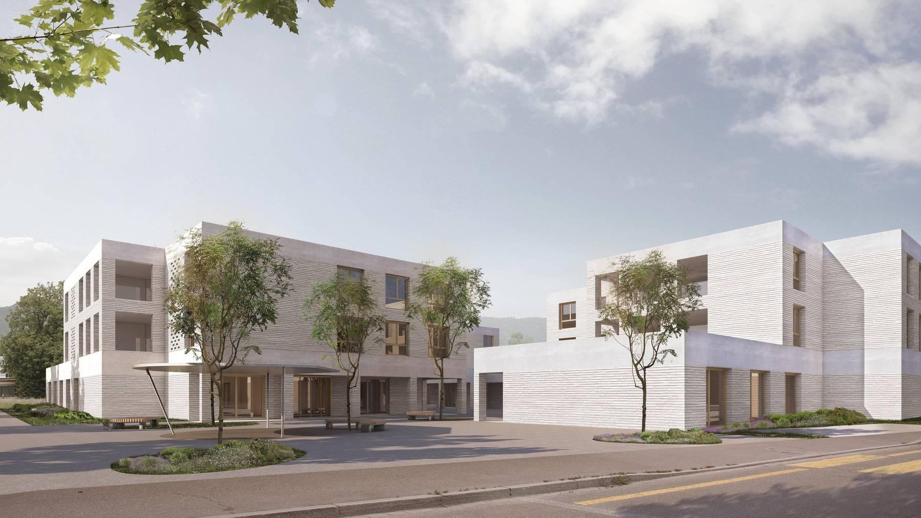 , Neubau Mehrzweckgebäude Wynere, Wettingen, Liechti Graf Zumsteg Architekten, 1. Rang Tiqui - Taca