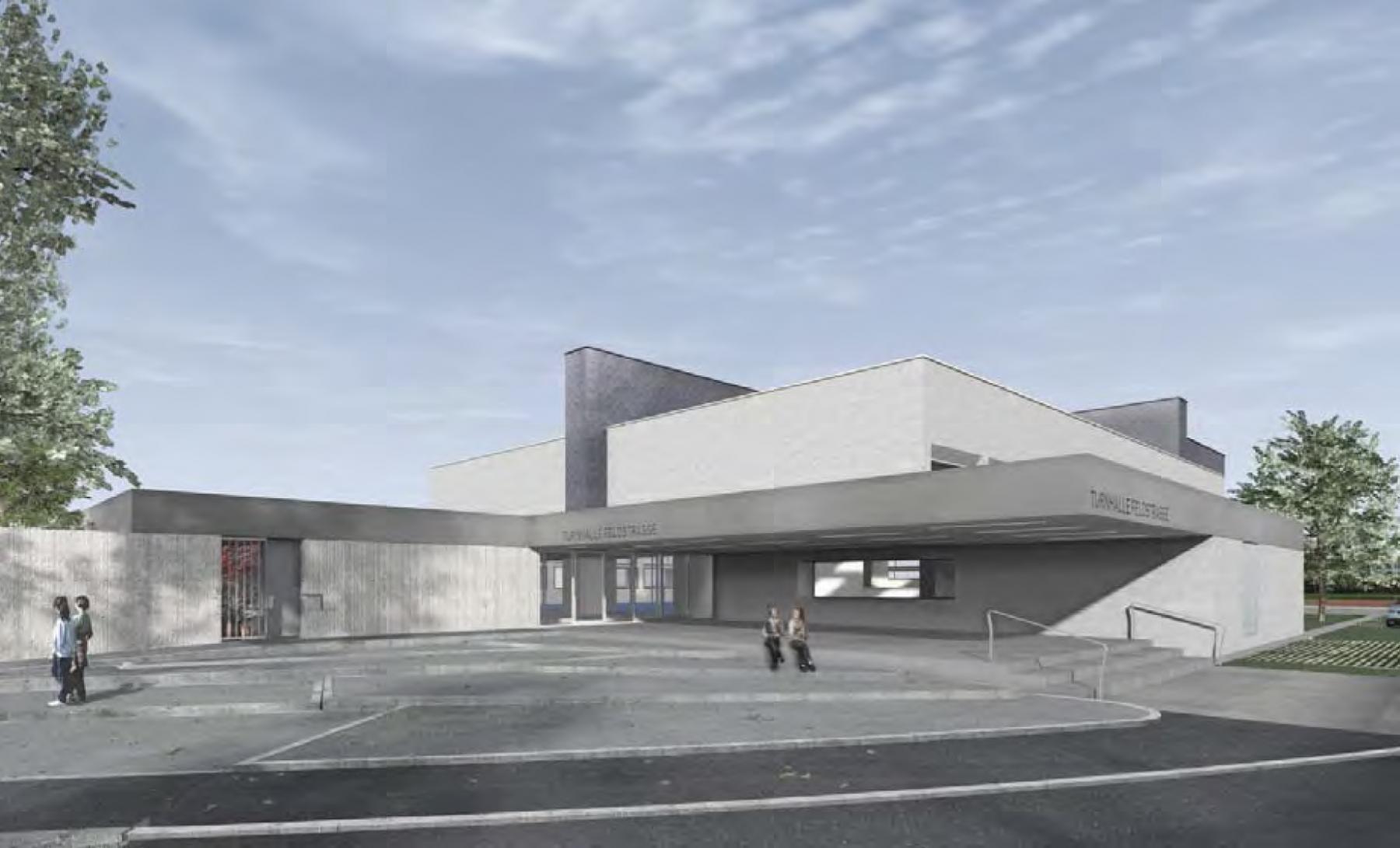 Erneuerung Doppelturnhalle Feldstrasse, Horn, Thurgau, Lukas Imhof Architekten, CARLA