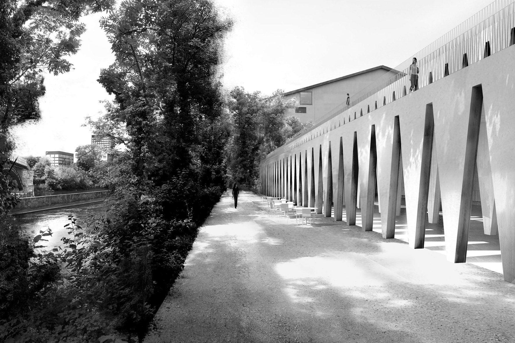 Ersatzneubau Wasserwerkstrasse 127 A Zürich-Wipkingen Barozzi Veiga ARIADNE