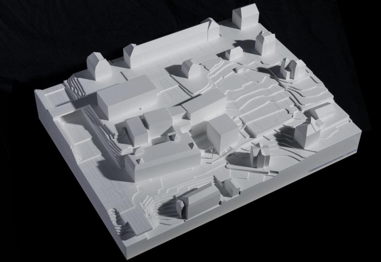 Projektwettbewerb Alterszentrum Viktoria Bern, Mühlethaler Rolf Architekt, Magnolie