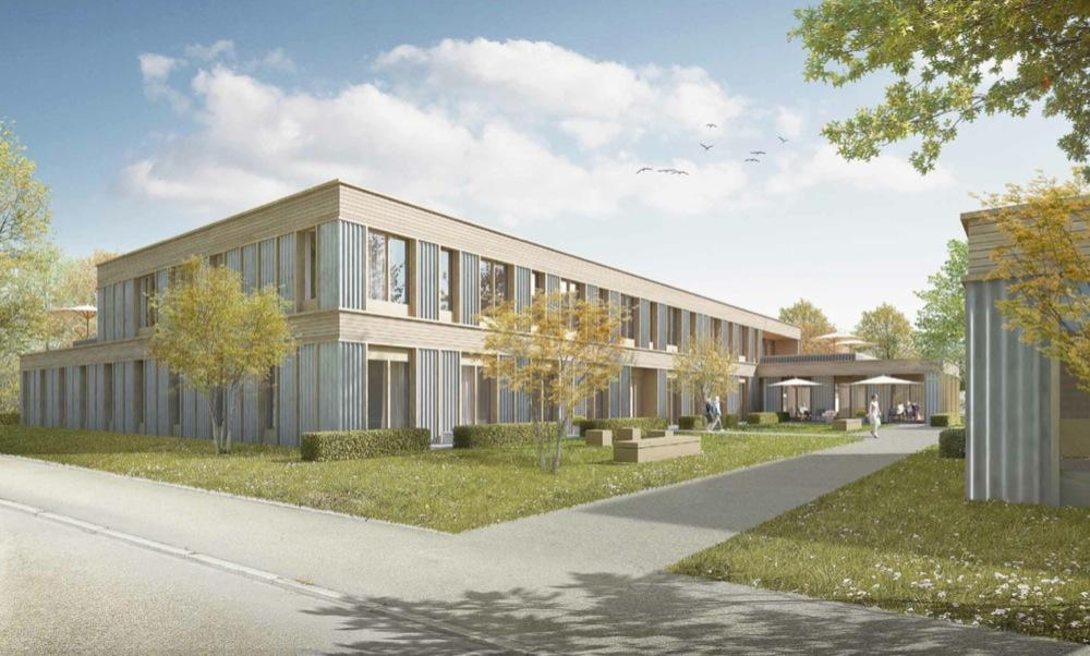 Erweiterung Wohn- und Atelierplätze Stiftung MBF in Stein, Team Schmid Ziörjen Architekten, Tetris