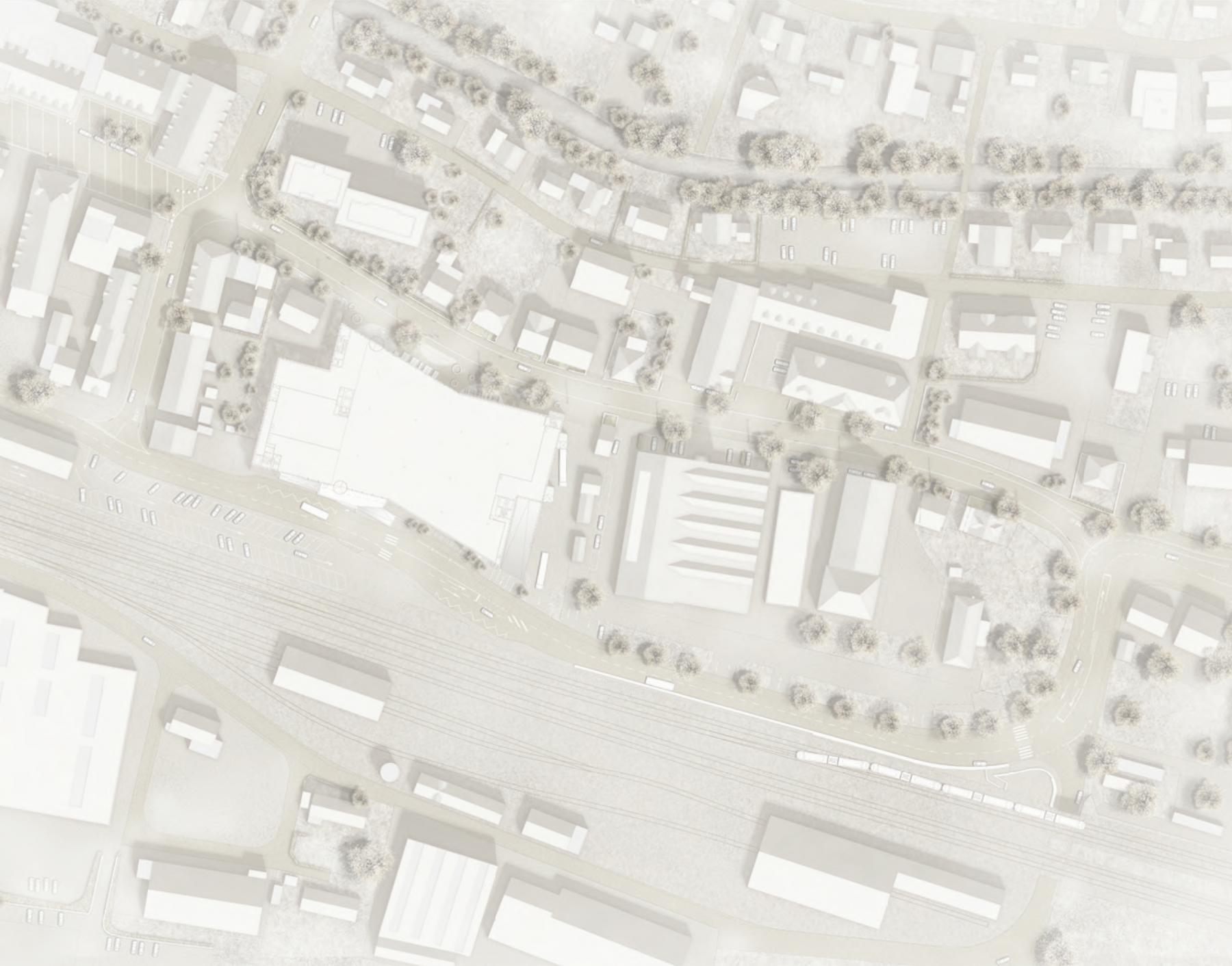 Gestaltungskonzept obere Hauptstrasse, Sissach, Team 4d Landschaftsarchitekten