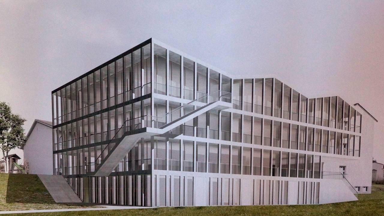 Neubau Primarschulhaus Schulanlage Berikon, Naegele Twerenbold Architekten, TILIA