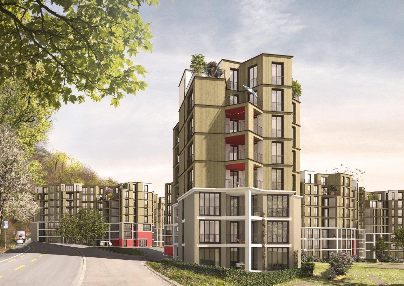 Wohnüberbauung Guggach II, Zürich-Unterstrass, Kaschka Knapkiewicz + Axel Fickert Architekten, Santorin