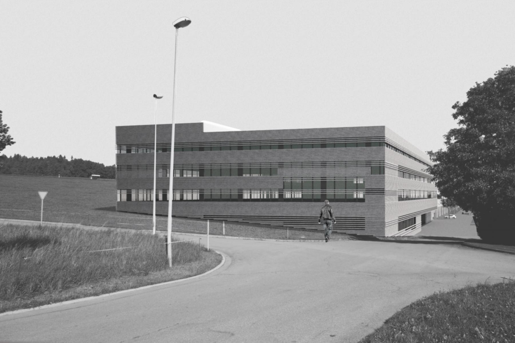 Extension de l'Agroscope à Posieux, Danz Architekten, AOC