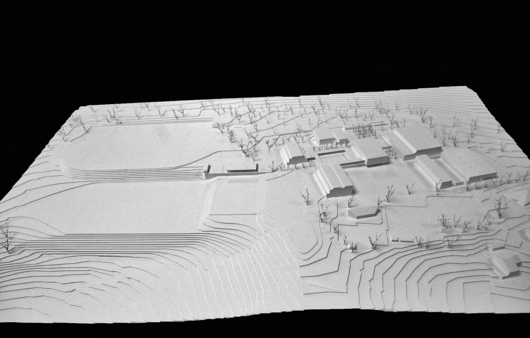 Loorenareal 1. Bauetappe, Maur, Dahinden Heim Architekten, Gambit