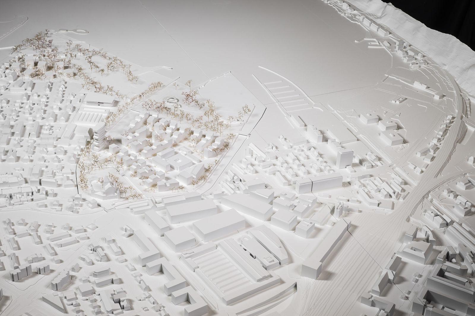 Städtebaulicher Ideenwettbewerb AGGLOlac, Nidau, bauzeit architekten, citélac