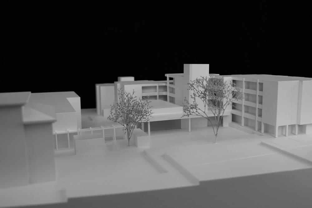 Weiterentwicklung Häuser Stoffel und Bellevue, Genossenschaft Alterssiedlung Arbon, Singer Baenziger Architekten