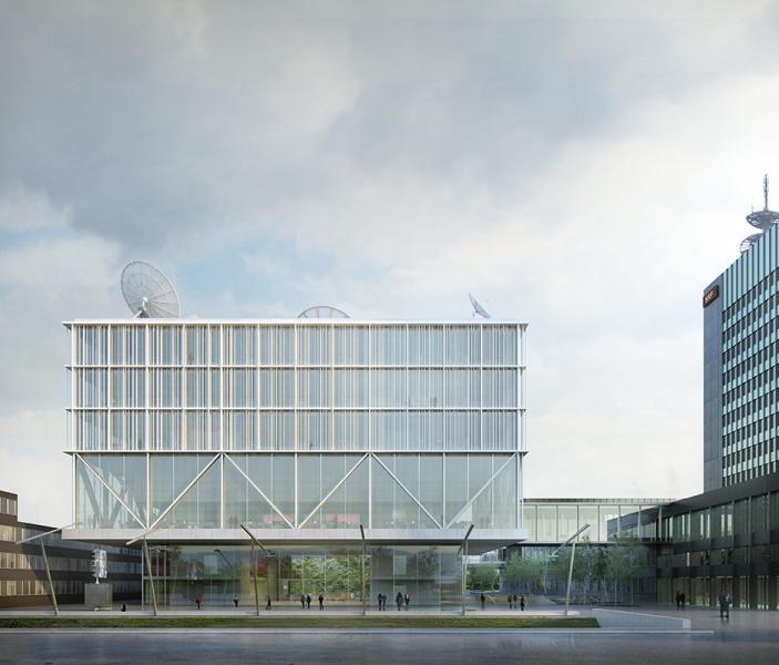 Siegerprojekt von Durisch+Nolli Architetti (Visualisierung: Filippo Bolognese Images)