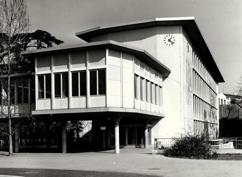Vue actuelle du collège du Belvédère ©