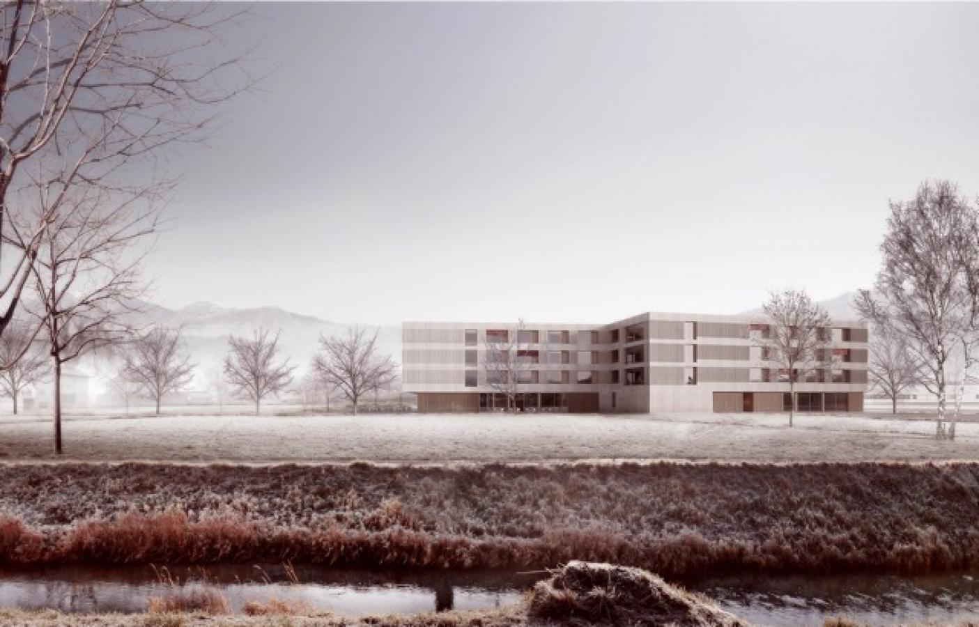 Siegerprojekt Klee von kit architects (Visualisierung: Projektverfassende)