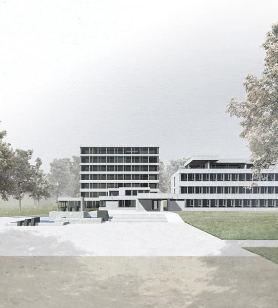 Siegerprojekt jessenvollenweider | Studio Vulkan (Visualisierung: Projektverfasser)