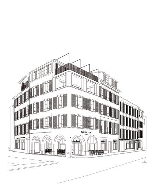 Siegerprojekt L'Aquilino, Perspektive (Plan: Projektverfassende)