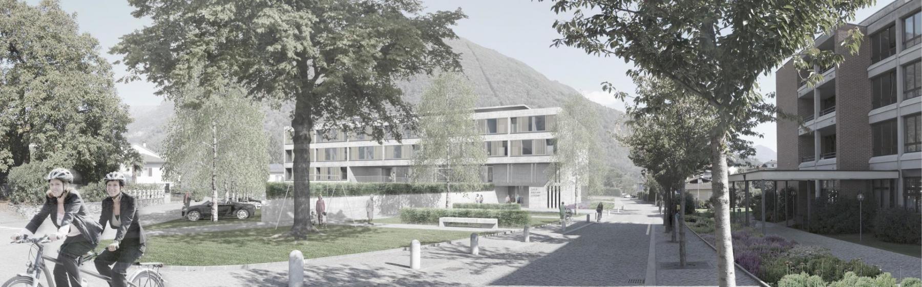 1° rango, 1° acquisto: «Rebatt» (Michele Arnaboldi Architetti)