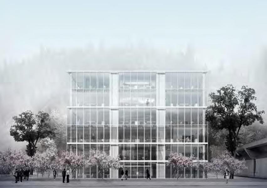 Siegerprojekt Kuma von Markus Schietsch Architekten (Visualisierung: Projektverfassende)