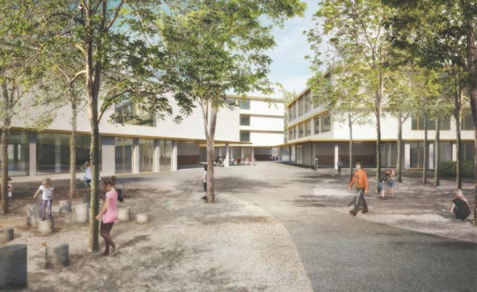 1.Rang, 1.Preis: DODES'KA-DEN von Blättler Dafflon Architekten (Visualisierung: Projektverfassende)