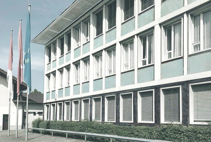 1. Rang «Zeitgeist», Südfassade (Bild aus dem Jurybericht)